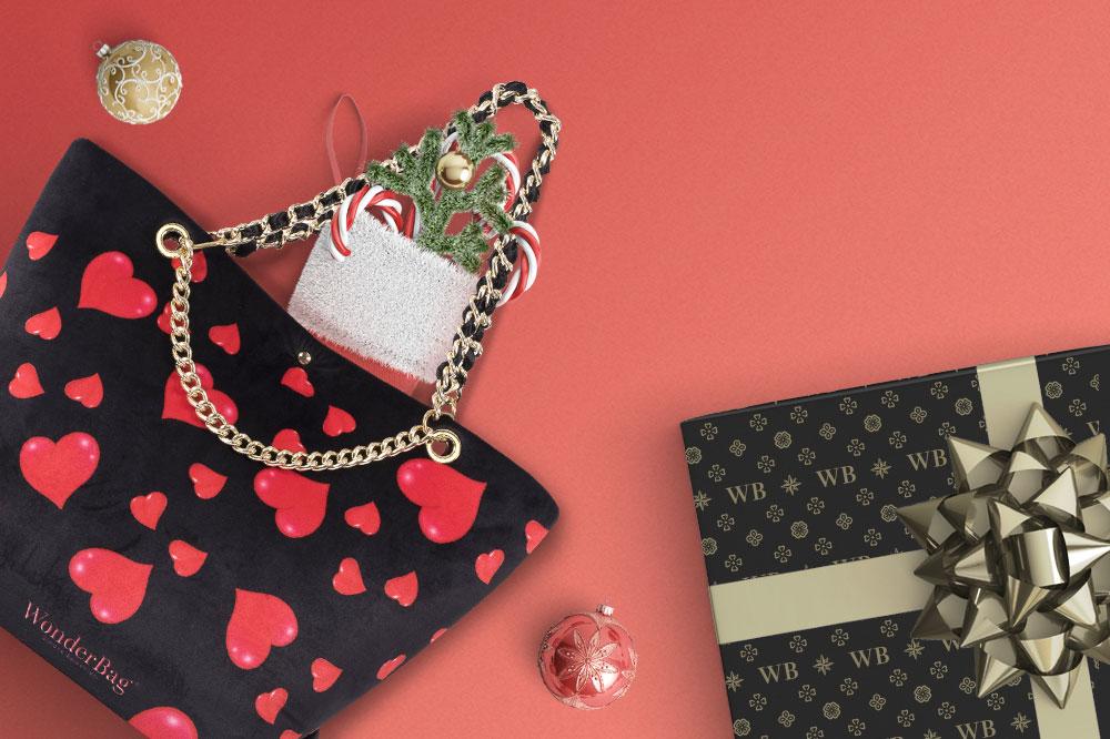 borse regalo di natale